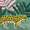 Thumbnail: Savannah Leopard Make Up Bag