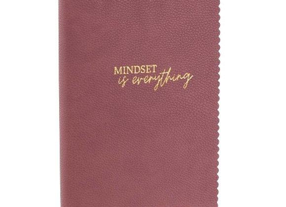 Artbene Mindset Is Eveything Notebook