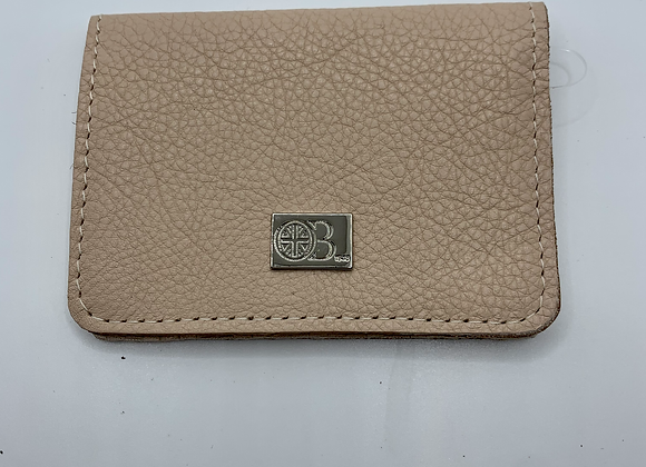 Card Wallet Owen Barry Taupe