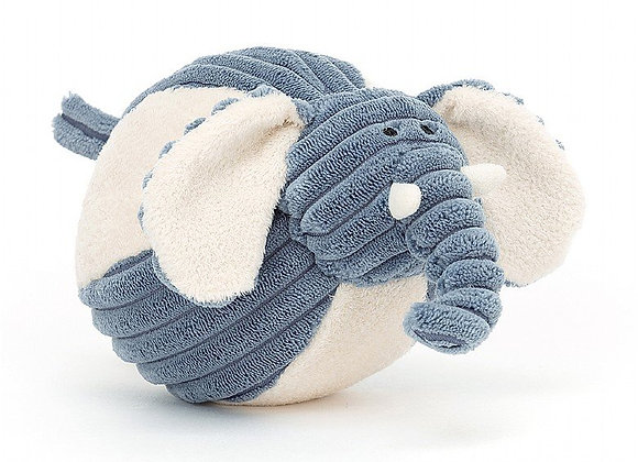 Jellycat Cordy Roy Baby Elephant Activity Ball