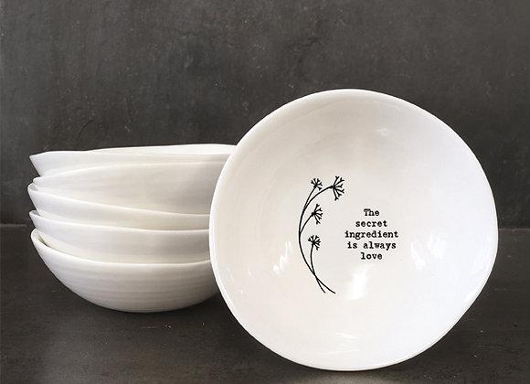 East Of India Medium Bowl Secret Ingredient