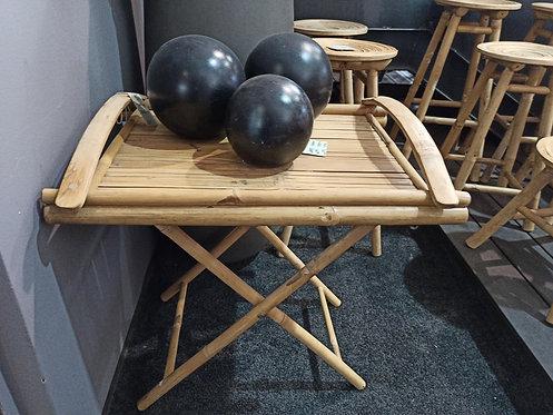 שולחן צד מבמבוק