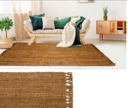 שטיח חבל שזירה עבה 160/230