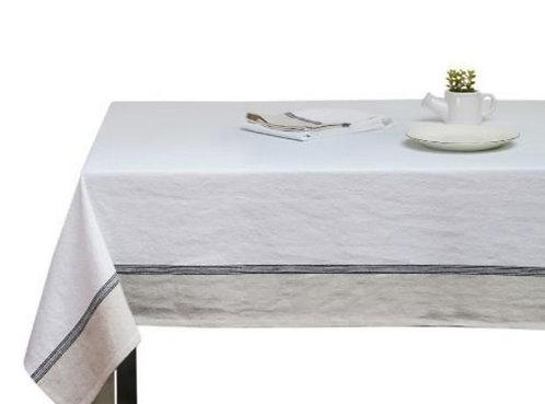 מפת שולחן  לבנה בסגנון נורדי L