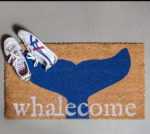 שטיח סף whailcome