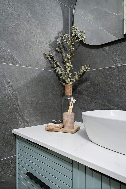 סט 3 חלקים לאמבטיה עץ מנגו