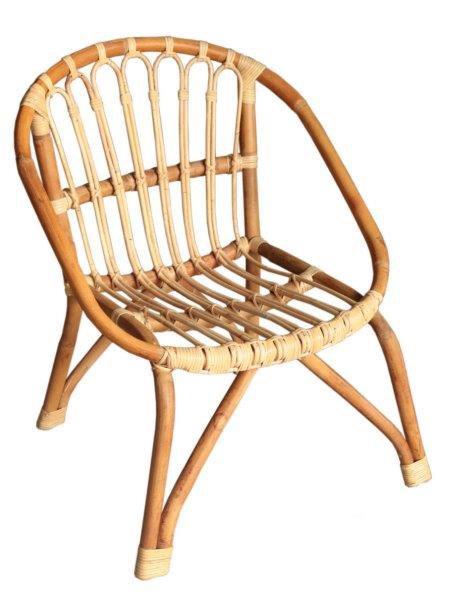 כסא ראטן לילדים