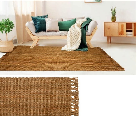 שטיח חבל קליעה עבה 120/180