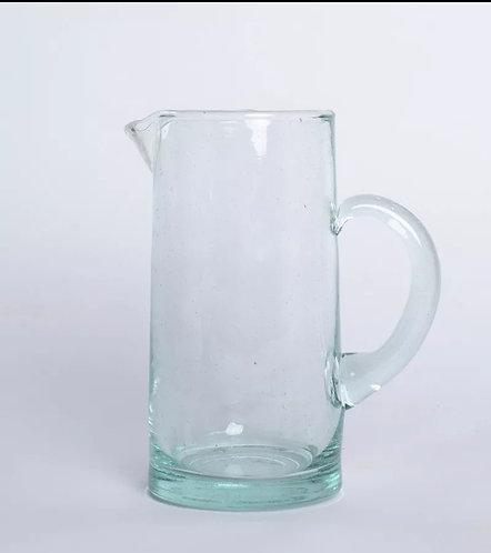 קנקן זכוכית עבודת יד