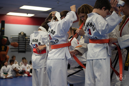 DSAOC Taekwondo Test