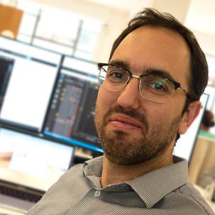 Yannis Drosidis: Senior Developer