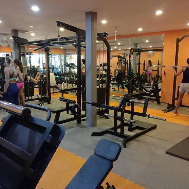 fx fitness rawai gym phuket
