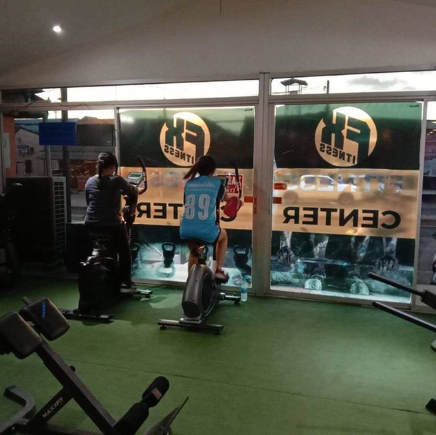 fx fitness gym rawai phuke