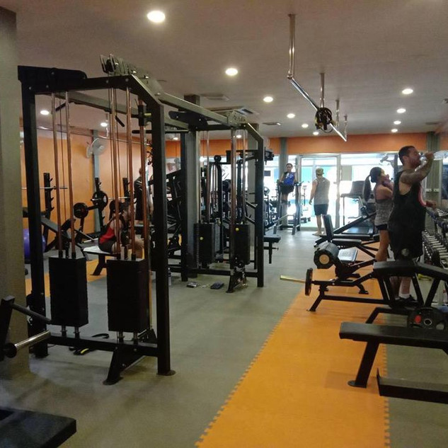 fx fitness rawai gym phuket naiharn