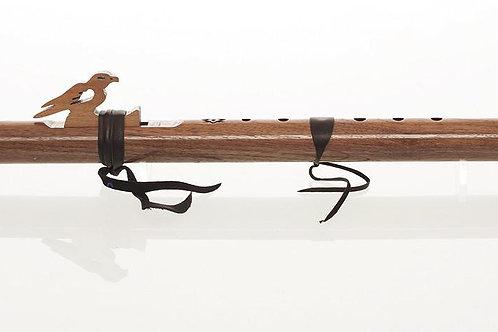 "Sparrow Hawk ""A"" - Walnut - High Spirits Flutes"