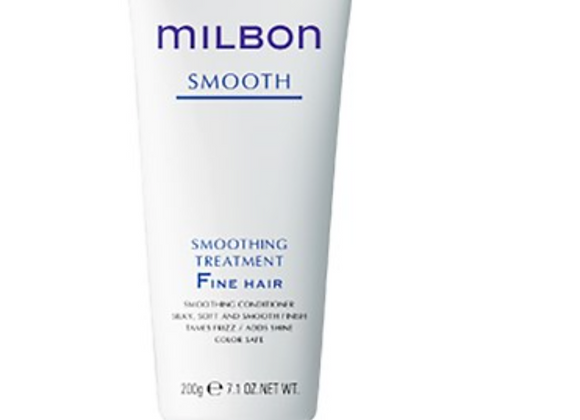 SMOOTHING TREATMENT FOR FINE HAIR