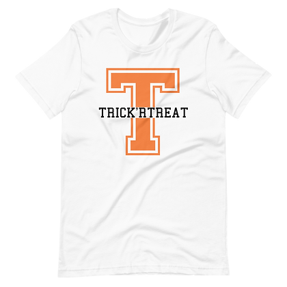 Trick R' Treat Varsity Tees