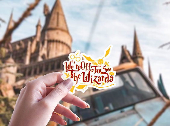 Gryffindor Sticker