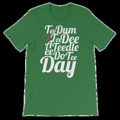 Tee Dum Tee: Green