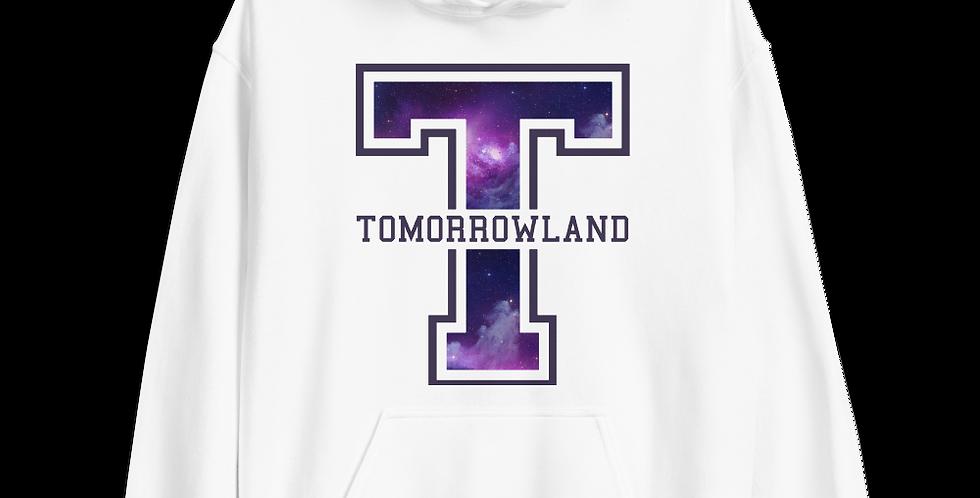 Tomorrowland Varsity Hoodies