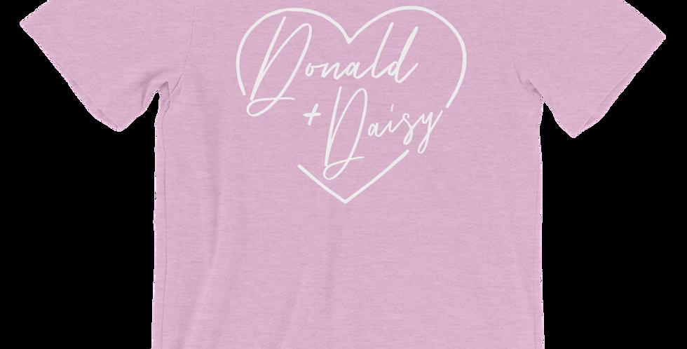 Donald + Daisy - Tees