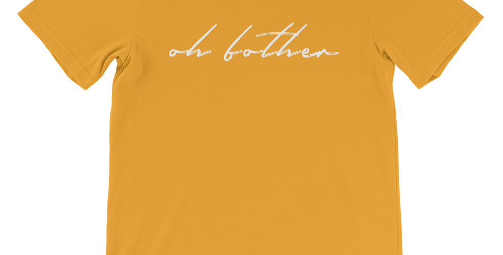 Oh Bother Tee (Limited)