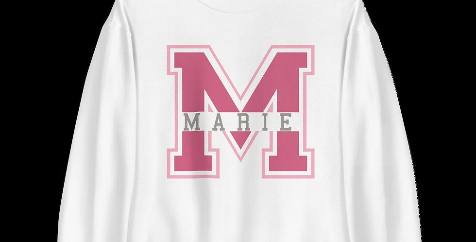 Marie Varsity Crewnecks