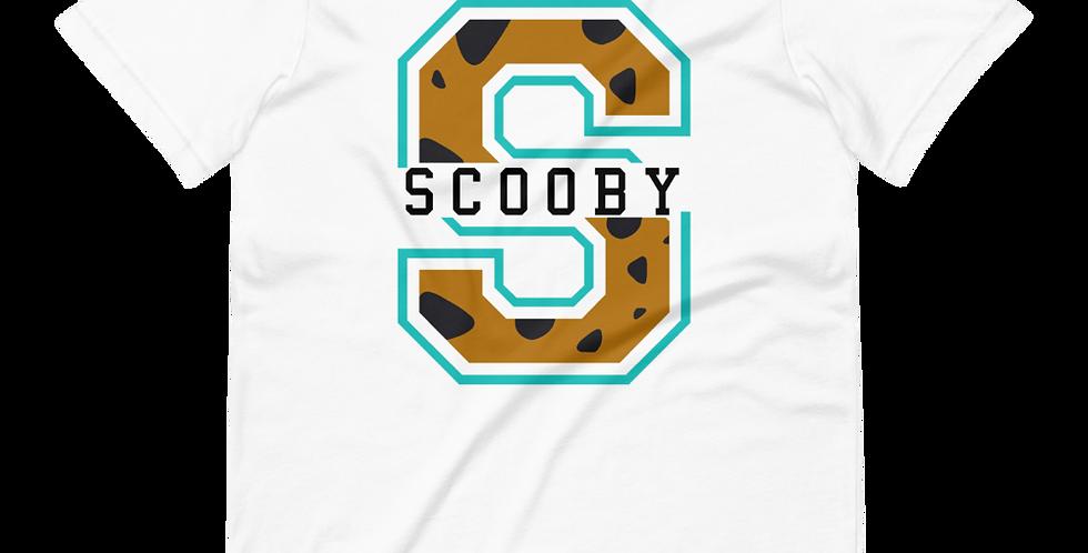 Scooby & Friends Varsity - Tee