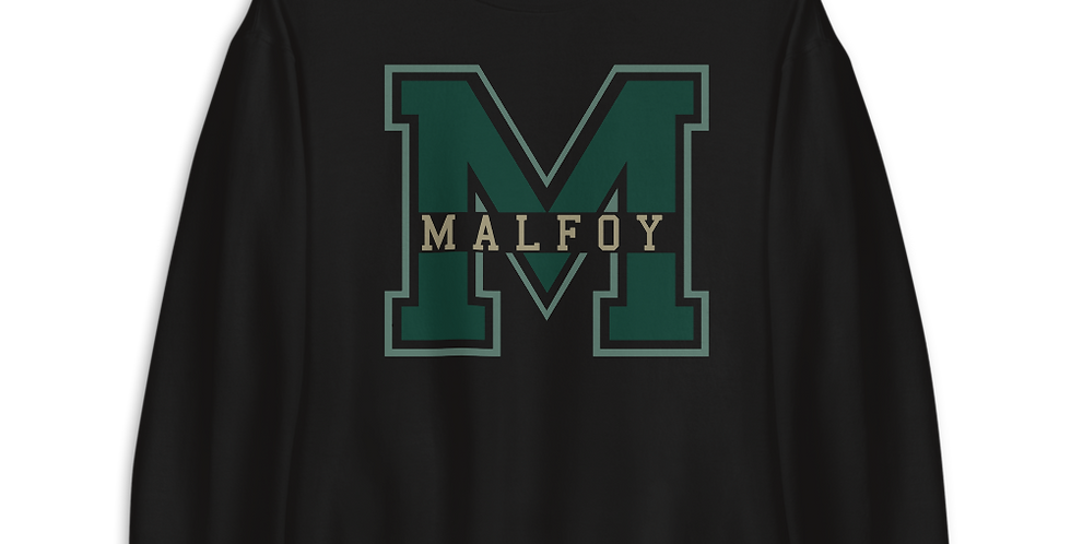Malfoy Varsity - Crewnecks