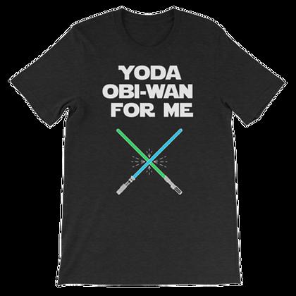 Yoda Obi-Wan Tee