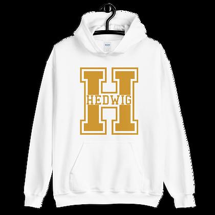 Hedwig Varsity Hoodies