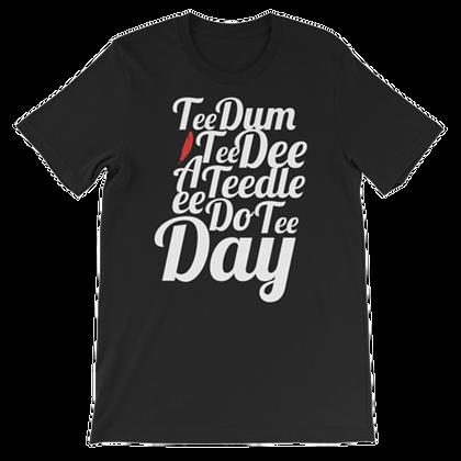 Tee Dum Tee: Black