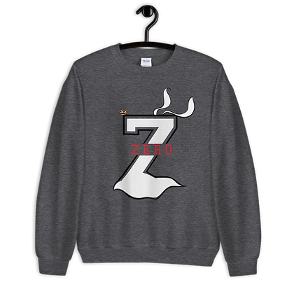Zero Varsity Crewneck (ChooseYour Color)