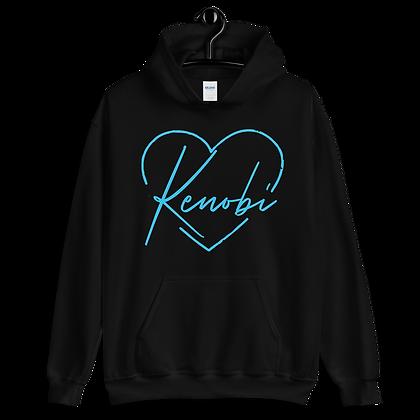 Kenobi Heart - Hoodie