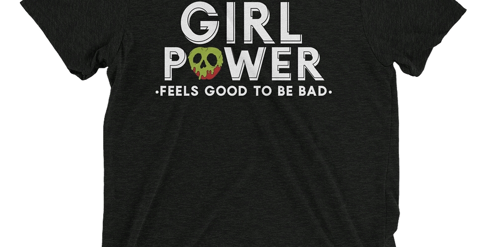 Girl Power Tees Evil Queen (Choose Your Color)