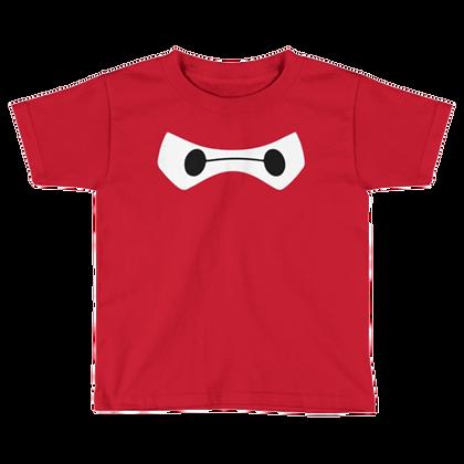 Toddler Baymax Tee: Red