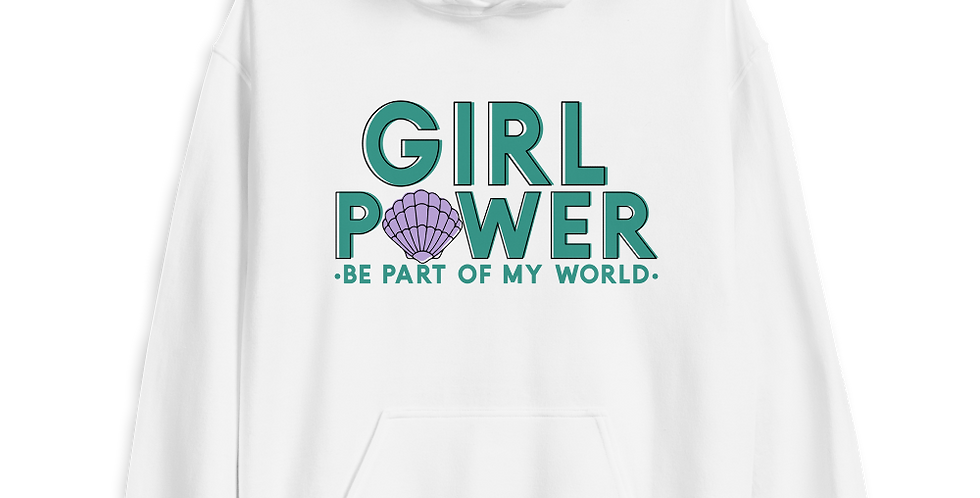 Girl Power Hoodies