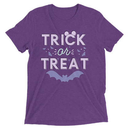 Limited Edition Trick Or Treat Tees (Choose Your Color)