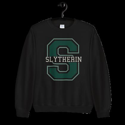 Slytherin Varsity Crewnecks