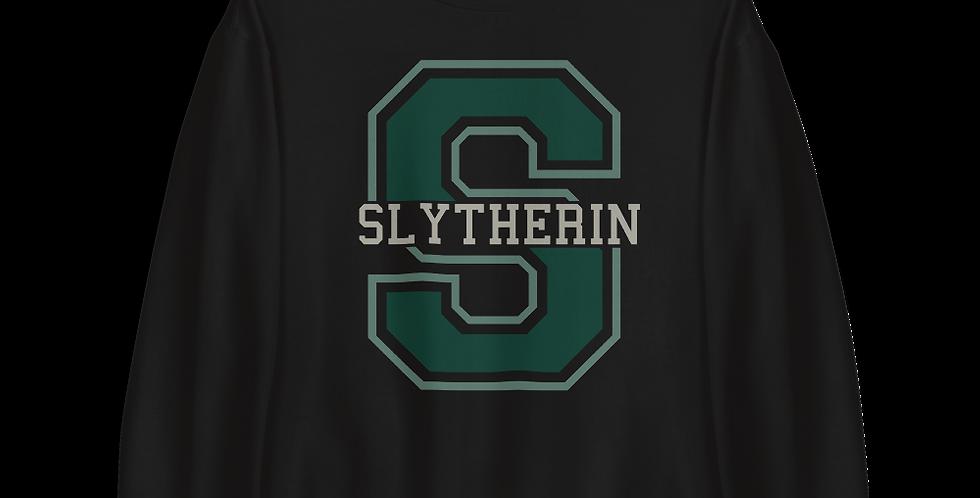 Slytherin Varsity - Crewnecks