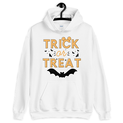 Trick Or Treat Hoodie (Choose Your Color)