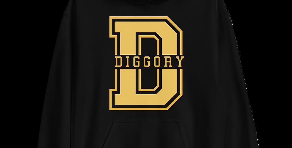 Diggory Varsity Hoodies