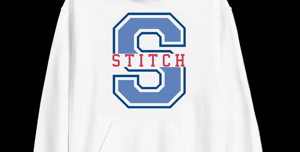 Stitch Varsity Hoodie