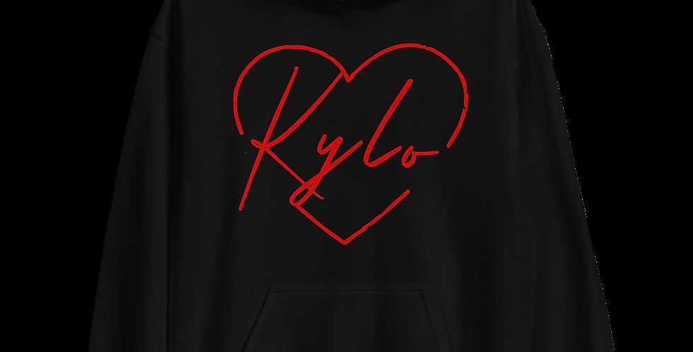 Kylo Heart - Hoodie