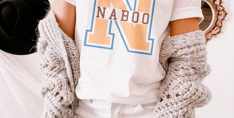 Naboo Varsity  - Tee