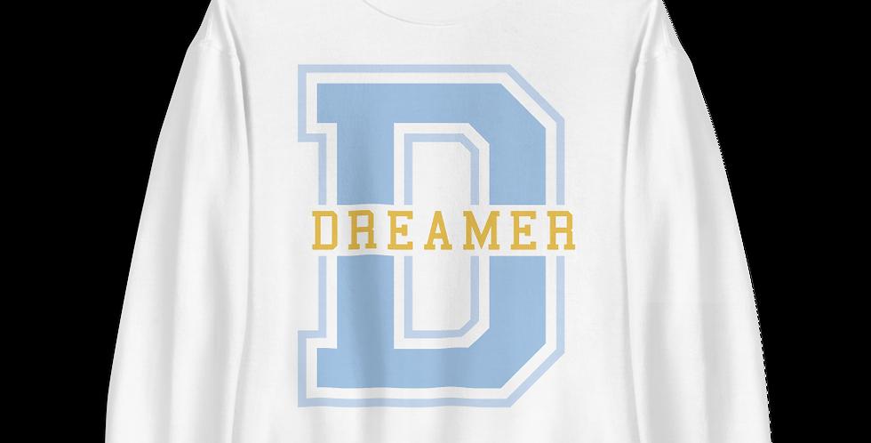 Blue Dreamer Varsity Crewnecks