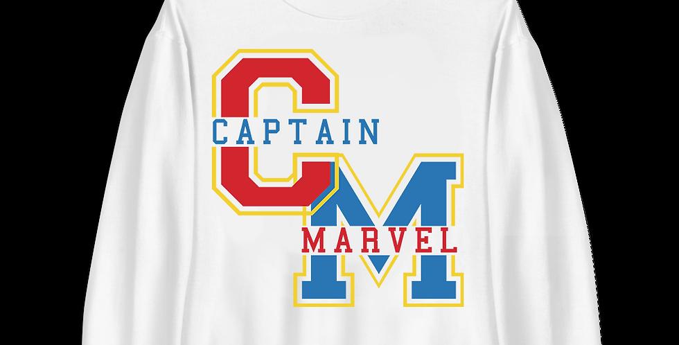 Captain M. Crewneck
