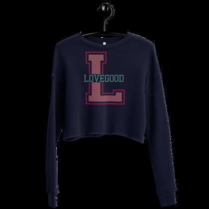 Lovegood - Cropped Sweatshirt