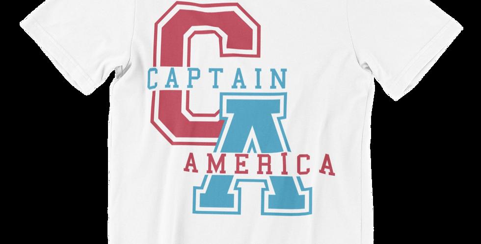 Captain A. Varsity - Tees