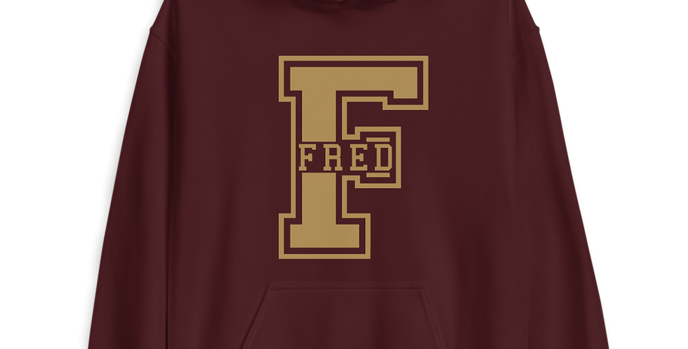 Fred Varsity Hoodies (In Stock Sale -  USA ONLY)